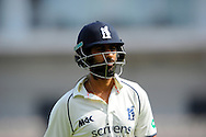 Warwickshire's Varun Chopra during the Specsavers County Champ Div 1 match between Hampshire County Cricket Club and Warwickshire County Cricket Club at the Ageas Bowl, Southampton, United Kingdom on 12 April 2016. Photo by Graham Hunt.