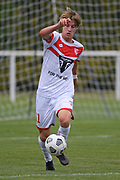 Waitakere United's Alexander Greive in action in the Handa Premiership football match, Hawke's Bay United v Waitakere United, Bluewater Stadium, Napier, Sunday, December 20, 2020. Copyright photo: Kerry Marshall / www.photosport.nz
