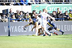 RUGBY - CHAMPIONS CUP - 2017<br /> abendanon (nick)<br /> Clermont / Exeter le 21/01/2017<br /> Photo : Pierre Lahalle