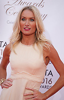 Actress Victoria Smurfit at the IFTA Film & Drama Awards (The Irish Film & Television Academy) at the Mansion House in Dublin, Ireland, Saturday 9th April 2016. Photographer: Doreen Kennedy