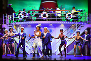 "April 7, 2016, East Haddam, CT<br /> Mara Lavitt -- Special to the Hartford Courant<br /> The run-through of  the classic Cole Porter musical ""Anything Goes"" being performed at Goodspeed Musicals in East Haddam. Rashidra Scott as Reno Sweeney with the ensemble."