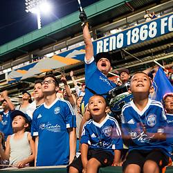 Reno 1868 FC Inaugural Season