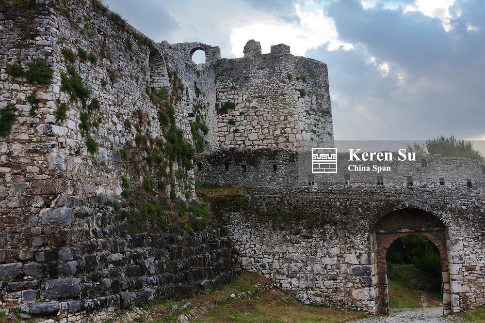 The citadel and castle of Berat (UNESCO World Heritage site), Albania