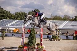 Philippaerts Nicola, BEL, Zayado<br /> Belgisch Kampioenschap Jumping  <br /> Lanaken 2020<br /> © Hippo Foto - Dirk Caremans<br /> 05/09/2020