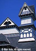 Church architecture, Hawley, PA