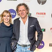 NLD/Amsterdam/20170328 - Uitreiking Tv Beelden 2017, Kees van der Spek en partner
