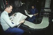 Le Monde Newspaper in 1983