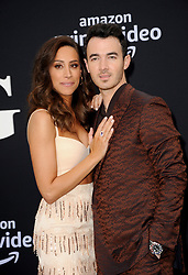 Kevin Jonas and Danielle Jonas at the premiere of Amazon Prime Video's 'Chasing Happiness' held at the Regency Bruin Theatre in Westwood, USA on June 3, 2019.