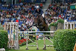Hanley Cameron - SIEC Royal Star<br /> CHIO Aachen 2008<br /> Photo © Hippo Foto