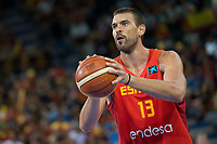 Spain's Marc Gasol during friendly match for the preparation for Eurobasket 2017 between Spain and Venezuela at Madrid Arena in Madrid, Spain August 15, 2017. (ALTERPHOTOS/Borja B.Hojas)