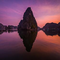 Vietnam - Cat Ba islands (Hai Phong Province)