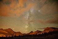 The Milky Way, Castle Wildland, Alberta