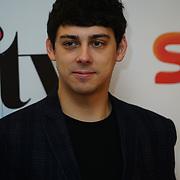 London Hilton, Park lane, England, UK. 1st December 2017. Matt Richardson attends the Sky Women in Film and TV Awards.