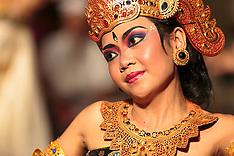 Beautiful Balinese Dancer 1, Ubud, Bali