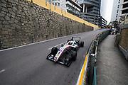 Hon Chio LEONG, MAC, Hitech GP Dallara-Mercedes <br /> <br /> 65th Macau Grand Prix. 14-18.11.2018.<br /> Suncity Group Formula 3 Macau Grand Prix - FIA F3 World Cup<br /> Macau Copyright Free Image for editorial use only