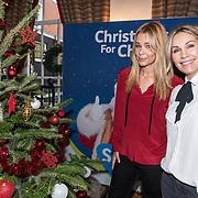 NLD/Amsterdam/20181206 - Sky Radio's Christmas Tree For Charity, Tanja Jess en froukje de Both