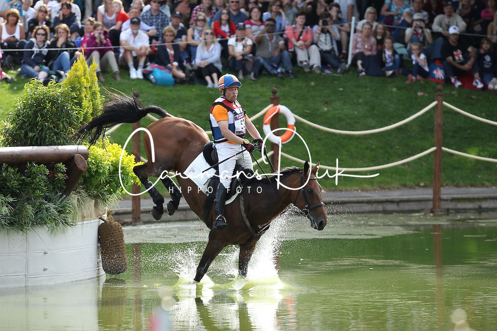 Heffernan Andrew (NED) - Millthyme Corolla<br /> Olympic Games London 2012<br /> © Hippo Foto - Bob Langrisch