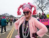 Women's March Washington D.C. January 21, 2017