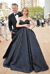 May 20, 2019 - New York, NY, USA - May 20, 2019  New York City..Alec Baldwin and Hilaria Baldwin attending arrivals to the American Ballet Theater  Spring Gala at the Metropolitan Opera House in Lincoln Center on May 20, 2019 in New York City. (Credit Image: © Kristin Callahan/Ace Pictures via ZUMA Press)