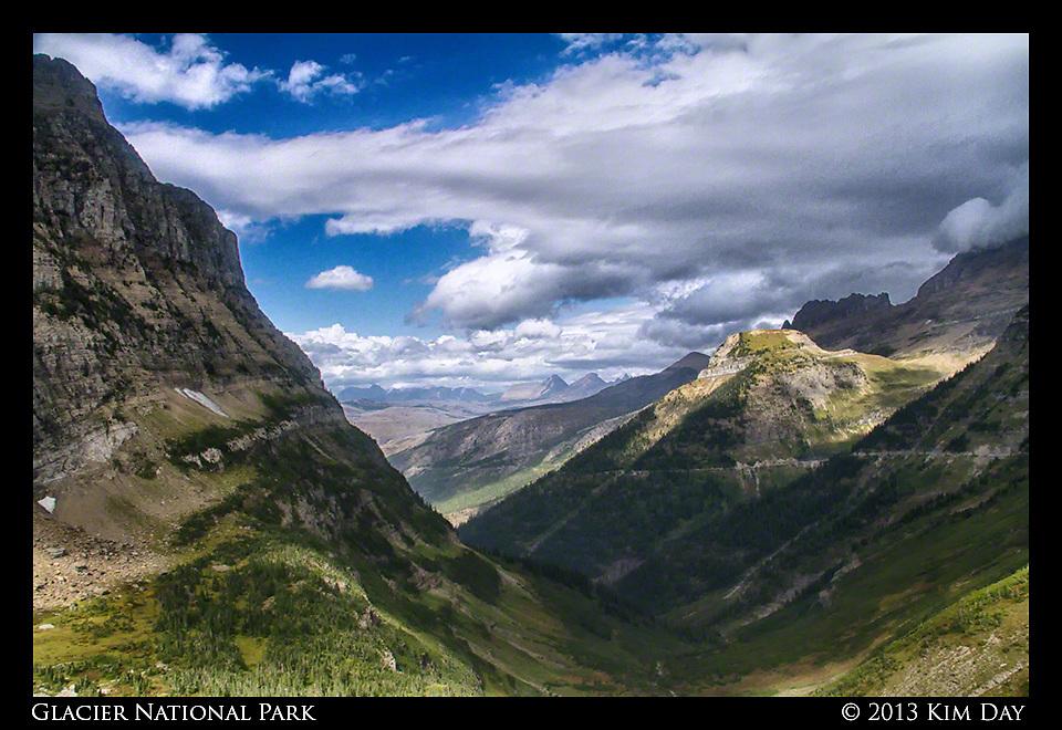 Glacier National Park<br /> Montana<br /> September 2013