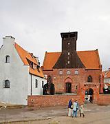 Muzeum rybołówstwa, Hel<br /> Hel Museum of the fishery
