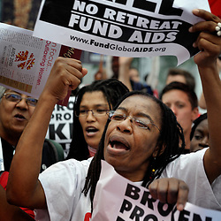 AIDS Conference in Vienna