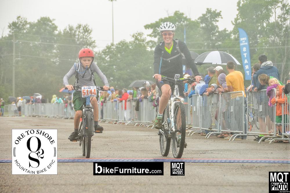 Ore to Shore Mountain Bike Epic 2014