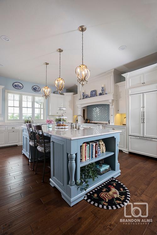 kitchen photo by Brandon Alms Photography