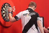 Max Hopp during the Ladbrokes UK Open at Stadium:MK, Milton Keynes, England. UK on 5 March 2021.