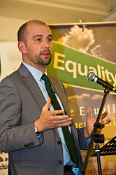 Pictured: local MSP Ben MacPhesron<br /> <br /> SNP Brexit minister Mike Russell spoke at an Edinburgh and Lothians Regional Equality Council event which aimed to facilitate discussion between service providers in the public and third sectors, and asylum seekers and refugees in order to hear about the circumstances and needs.<br /> <br /> Ger Harley   EEm 6 December 2016