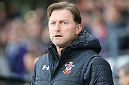 Southampton manager Ralph Hasenhuttl during the The FA Cup 3rd round match between Derby County and Southampton at the Pride Park, Derby, England on 5 January 2019.