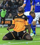Hull City v Leicester City 261212