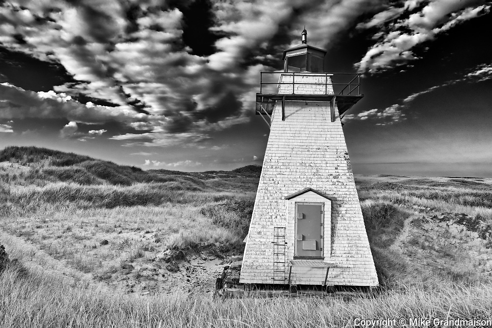 St. Peters Harbour Lighthouse<br />St. Peters Harbour <br />Prince Edward Island<br />Canada<br />St. Peters Harbour <br />Prince Edward Island<br />Canada
