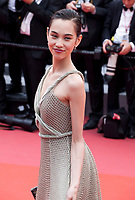 Kiko Mizuhara at the Yomeddine gala screening at the 71st Cannes Film Festival, Wednesday 9th May 2018, Cannes, France. Photo credit: Doreen Kennedy