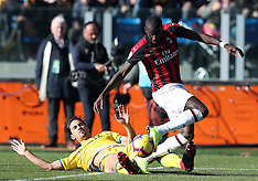 Frosinone Calcio v AC Milan - 26 December 2018