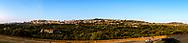 17-10-2015 -  Foto: PANORAMA Uitzicht op Agrigento. Genomen tijdens een persreis met de Rocco Forte Invitational op  in Agrigento, Italië.