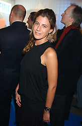 FRANCESCA VERSACE at a VIP party to celebrate the launch of the new Fiat Punto held at the Truman Brewery 91 Brick Lane, Loncon on 19th January 2006.<br /><br />NON EXCLUSIVE - WORLD RIGHTS