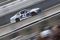 May 6, 2018 - Dover, Delaware, United States of America - Kyle Larson (42) battles for position during the AAA 400 Drive for Autism at Dover International Speedway in Dover, Delaware. (Credit Image: © Justin R. Noe Asp Inc/ASP via ZUMA Wire)