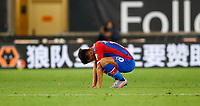 2019 / 2020 Premier League - Wolverhampton Wanderers vs Crystal Palace <br /> <br /> Andros Townsend of Crystal Palace reacts at the end of the match at Molyneux.<br /> <br /> Credit COLORSPORT/LYNNE CAMERON