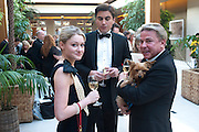 KEELEY WALKER; RAEF BJAYOU;  DAVID VANDAY;, Dogs Trust Honours 2009, A celebration of man's best friend. The Hurlingham Club, Ranelagh Gardens, London, SW6. 19 May 2009.