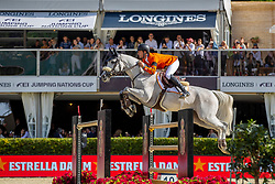 Van Asten Leopold, NED, VDL Groep Beauty<br /> Longines FEI Jumping Nations Cup™ Final<br /> Barcelona 20128<br /> © Hippo Foto - Dirk Caremans<br /> 07/10/2018