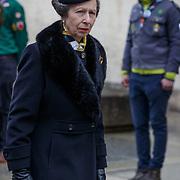 LUX/Luxemburg/20190504 -  Funeral<br /> of HRH Grand Duke Jean, Uitvaart Groothertog Jean, s Royal<br /> BeschrijvingAnne Elizabeth Alice Louise, prinses van Groot-Brittannië en Noord-Ierland