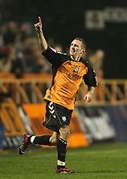 Photo: Marc Atkins.<br /> Barnet v Swindon Town. Coca Cola League 2. 20/02/2007.