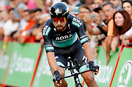 Peter Sagan (SVK - Bora - Hansgrohe) during the UCI World Tour, Tour of Spain (Vuelta) 2018, Stage 1, individual time trial, Malaga - Malaga (8km) in Spain, on August 26th, 2018 - Photo Luis Angel Gomez / BettiniPhoto / ProSportsImages / DPPI