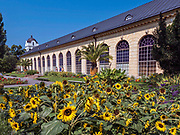 Stara Pomarańczarnia w Łazienkach Królewskich w Warszawie, Polska<br /> Old Orangery in Royal Baths Park in Warsaw, Poland