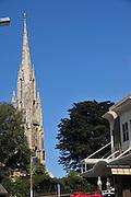 New Zealand, South Island, Otago, Dunedin, First Church of Otago