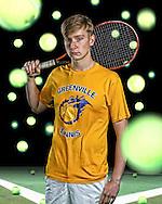 Connor Hamm Senior Portrait