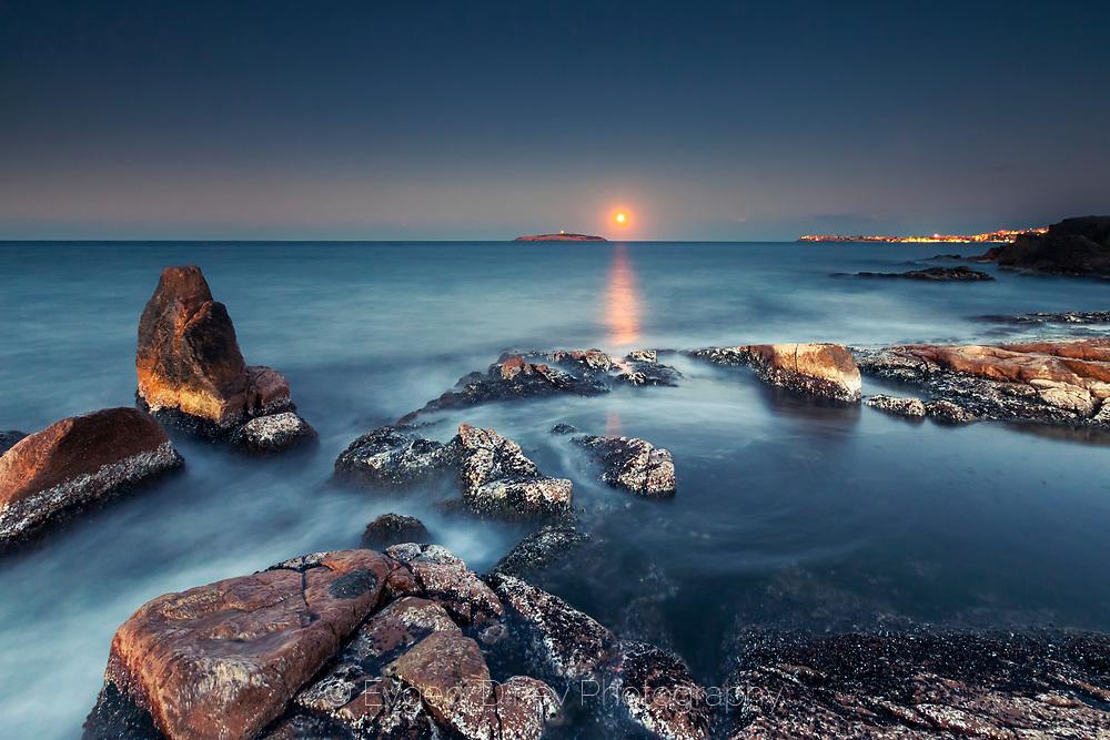 Sozopol and St. Ivan island