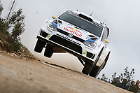 Andreas Mikkelsen (NOR) / Mikko Markkula (FIN)-Volkswagen Polo WRC