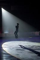 KELOWNA, BC - OCTOBER 24:  Men's bronze medalist Keiji Tanaka of Japan performs during the gala of Skate Canada International at Prospera Place on October 24, 2019 in Kelowna, Canada. (Photo by Marissa Baecker/Shoot the Breeze)